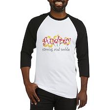 Audrey Baseball Jersey