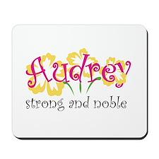 Audrey Mousepad