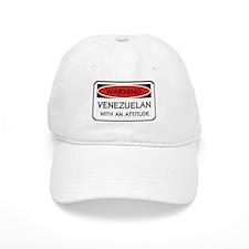 Attitude Venezuelan Baseball Cap
