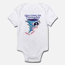 Here Comes the Tornado Infant Bodysuit