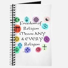 Freedom of Religion Journal