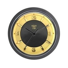 Vanguard Crown Wall Clock