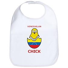Venezuelan Chick Bib
