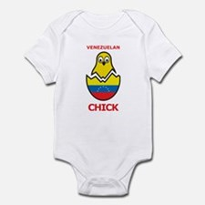 Venezuelan Chick Infant Bodysuit