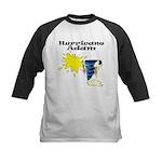 Hurricane Adam Kids Baseball Jersey