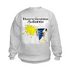 Hurricane Adam Kids Sweatshirt