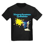 Hurricane Adam Kids Dark T-Shirt