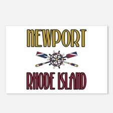 Newport RI Postcards (Package of 8)