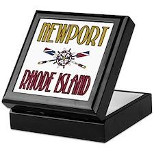 Newport RI Keepsake Box