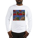 Dramatic Look Long Sleeve T-Shirt