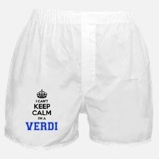 Funny Verdi Boxer Shorts