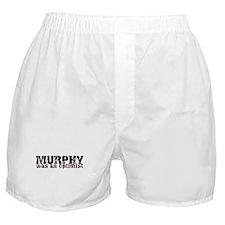 Grunge Optimist Boxer Shorts