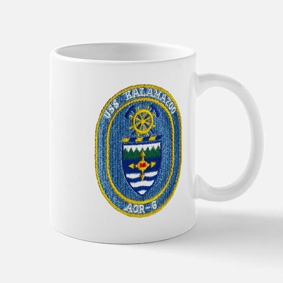 USS KALAMAZOO Mugs