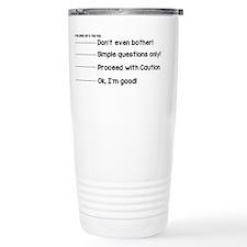 Cool Mood Travel Mug