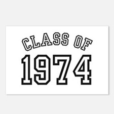 Class of 1974 Postcards (Package of 8)