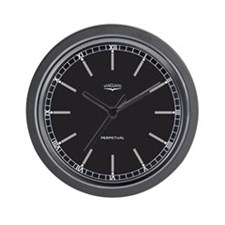 Vanguard Perpetual Wall Clock
