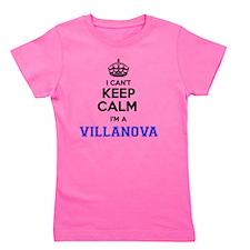 Villanova Girl's Tee