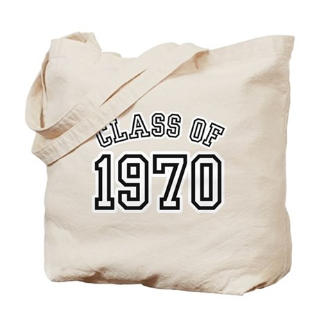 Class of 1970 Tote Bag