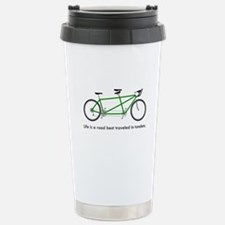Cute Tandem Travel Mug