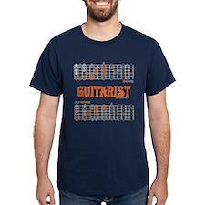 Blues/Mixolydian Cheat Sheet T-Shirt