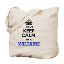 Funny Voltaire Tote Bag