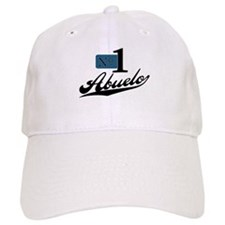 Number One Abuelo Baseball Cap