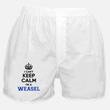 Cute Weasel Boxer Shorts