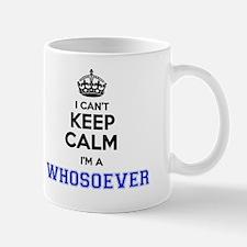 Unique Whosoever Mug