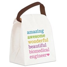 Biomedical Engineer Canvas Lunch Bag