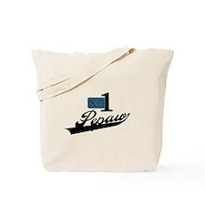 Number One Pepaw Tote Bag
