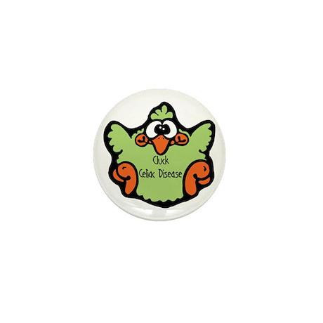 Celiac Disease Mini Button (10 pack)