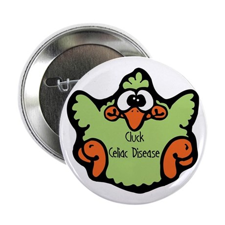 "Celiac Disease 2.25"" Button (10 pack)"