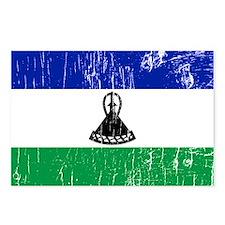 Vintage Lesotho Postcards (Package of 8)