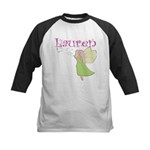 Lauren Kids Baseball Jersey