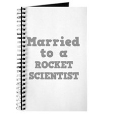 Married to a Rocket Scientist Journal