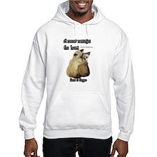 Meow Massage Hoodie