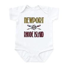 Newport RI Infant Bodysuit