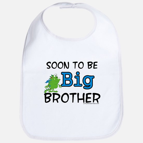 Soon to be big brother Bib