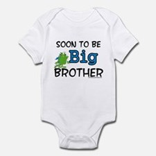 Soon to be big brother Infant Bodysuit