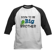 Soon to be big brother Tee