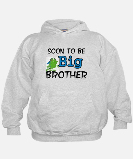 Soon to be big brother Hoody