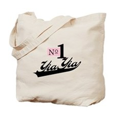 Number One YiaYia Tote Bag