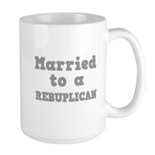 Married to a Republican Mug