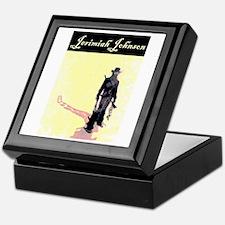 "JERIMIAH ""MOUNTAIN MAN"" JOHNSON Keepsake Box"