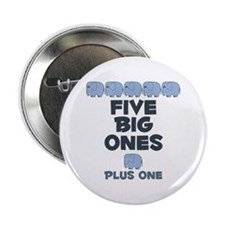 "Five Big Ones 2.25"" Button"