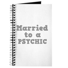 Married to a Psychic Journal