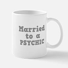 Married to a Psychic Mug