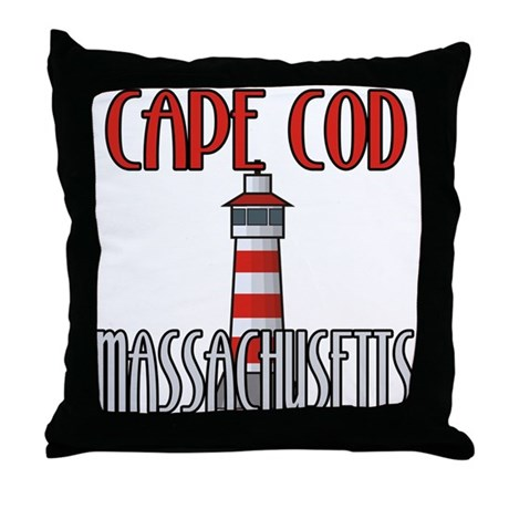 Cape cod ma throw pillow by castahex for Cape cod chat rooms