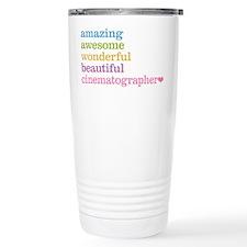 Cinematographer Travel Coffee Mug