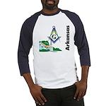 Arkansas Freemasons Baseball Jersey